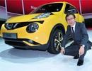 Giám đốc thiết kế của Infiniti về cầm quân Nissan