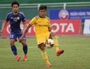 SL Nghệ An thắng đậm ứng cử viên vô địch V-League