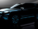 Ssangyong hé lộ về mẫu SUV 7 chỗ sắp ra mắt