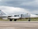 Máy bay chiến đấu Nga rơi tại Syria, toàn bộ phi hành đoàn thiệt mạng