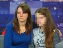 Cô bé 12 tuổi lên sóng truyền hình xác định cha đẻ của con gây xôn xao dư luận Ukraina