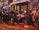 Truy tìm nữ tài xế điều khiển xe 7 chỗ gây tai nạn liên hoàn