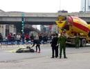Đề nghị Hà Nội xác minh việc để xe bồn ngênh ngang trên phố, gây tai nạn