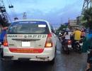 """TPHCM: Hành động dán băng rôn phản đối Grab, Uber là """"không hay"""""""