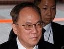 Cựu trưởng Đặc khu Hong Kong bị kết tội vì có hành vi sai trái