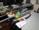 Thu giữ hàng loạt vũ khí khi bắt nghi phạm buôn ma túy