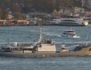 Tàu trinh sát Nga đắm ở Biển Đen do va chạm tàu hàng