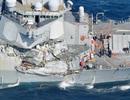 Chủ tàu hàng Philippines có thể phải đền 2 tỷ USD vì va chạm tàu chiến Mỹ