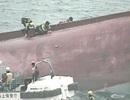 Tàu cá Trung Quốc va chạm tàu dầu, ít nhất 11 người chết