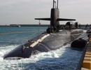 Mỹ điều tàu ngầm hạt nhân đến bán đảo Triều Tiên
