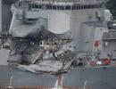 Mỹ sa thải 2 chỉ huy sau loạt va chạm của tàu chiến ở châu Á