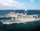 Hàn Quốc bán tàu chiến giá 100 USD cho Philippines