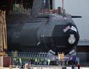 Siêu tàu ngầm hơn 1 tỷ USD của Anh lần đầu ra khơi