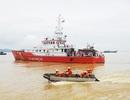 Vụ tìm kiếm 13 thuyền viên: Triển khai tàu giã cào quét đáy biển