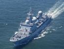 """Tàu Trung Quốc bị tố """"khiêu khích"""" khi theo dõi Mỹ - Australia tập trận"""