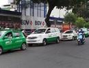 Taxi truyền thống lo bị chia địa bàn hoạt động, khoác cùng màu áo