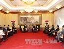 Tổng Bí thư: Tạo thuận lợi cho doanh nghiệp Trung Quốc hợp tác đầu tư vì mục tiêu phát triển bền vững