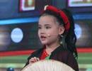 """Cô bé 5 tuổi hát dân ca Quan họ Bắc Ninh """"thôi miên"""" Cẩm Ly"""