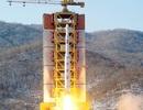 Mỹ nghi Triều Tiên thử động cơ tên lửa mới