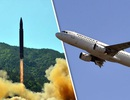 """Pháp cảnh báo an toàn hàng không sau vụ máy bay """"suýt trúng"""" tên lửa Triều Tiên"""