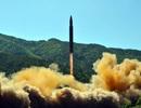 Triều Tiên phóng liên tiếp tên lửa về phía biển