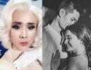 """Bảo Thanh kỷ niệm ngày cưới; Trấn Thành """"giả gái"""" quyến rũ đến... giật mình"""