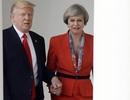 """Thủ tướng Anh khen ông Trump là """"người lịch thiệp"""", kể về cái nắm tay ở Nhà Trắng"""