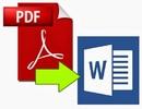 """""""Biến file PDF sang Word để chỉnh sửa nội dung"""" là thủ thuật nổi bật tuần qua"""