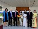 """Đông đảo khách quốc tế dự """"Những sắc màu Việt Nam"""" tại Tây Ban Nha"""