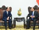 Thủ tướng đề nghị Samsung hỗ trợ phát triển công nghiệp phụ trợ của Việt Nam