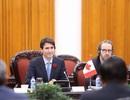 Việt Nam - Canada xác lập khuôn khổ quan hệ Đối tác toàn diện