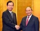 Thủ tướng Nguyễn Xuân Phúc tiếp lãnh đạo một số Đảng của Nhật Bản