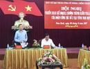 Bộ trưởng Công an giám sát việc phòng, chống tham nhũng tại Nam Định