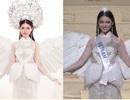 Chưa hết tranh cãi về trang phục dân tộc của Thùy Dung tại Miss International