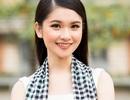 """Á hậu Thùy Dung chia sẻ với sinh viên bí quyết nói tiếng Anh """"như gió"""""""