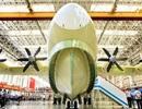 Thủy phi cơ khổng lồ của Trung Quốc bay chuyến đầu tiên