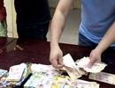 Nhiều thủ đoạn tiêu thụ, lưu hành tiền giả