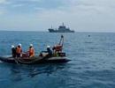 Đang tìm kiếm 2 thuyền viên rơi xuống vùng biển Vũng Tàu