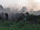 Ukraine thất thủ, 8 người thương vong khi tấn công Lugansk