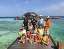 """""""Du hí"""" thiên đường biển đảo Maldives: Khi giấc mơ trong tầm tay (Kỳ 1)"""