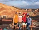 """""""Phượt"""" Cam Túc: Thám hiểm canyons, cưỡi lạc đà, camping trên sa mạc…"""