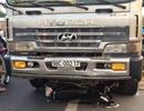 Điều tra vụ xe tải chạy ngược chiều đâm chết 2 người đi xe máy