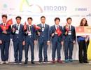 Việt Nam đoạt 4 Huy chương vàng Olympic Toán quốc tế 2017