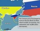 Tổng thống Nga kéo nhà đầu tư vào vùng biển Crimea
