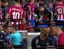 C.Ronaldo và Torres sỉ nhục nhau trên sân