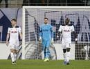 Lượt đi vòng 1/16 Europa League: Trái đắng cho Tottenham