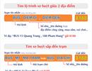 Đà Nẵng: Tra cứu hành trình xe buýt qua SMS và Zalo