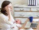 Nguy cơ trầm cảm vì lo lắng thói quen ngủ của con nhỏ