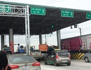 Dỡ bỏ một trạm thu phí trên cao tốc Cầu Giẽ - Ninh Bình