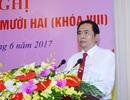 Ông Trần Thanh Mẫn giữ chức Chủ tịch Mặt trận Tổ quốc Việt Nam